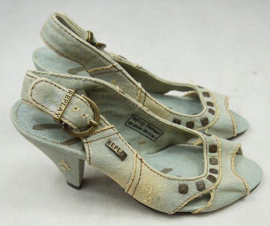 Stylowe sandały REPLAY, NOWE!!!