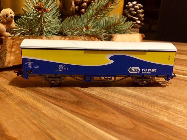 wagon pkp cargo h0, wagon towarowy, 1:87,