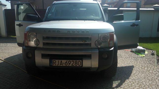 Land Rover Discovery III 2006 2,7 TD AT під пільгове розмитнення