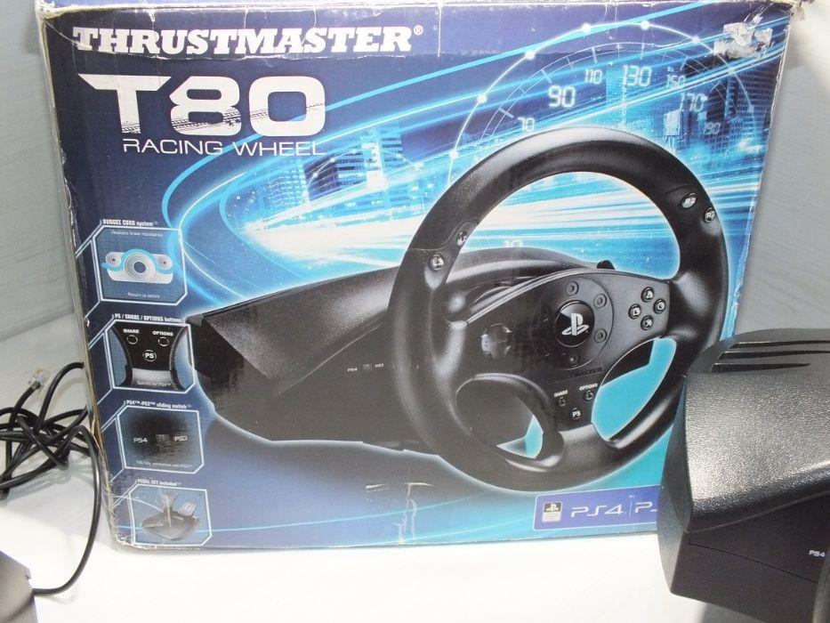 **Kierownica Thrustmaster T80 Racing Wheel-Lombard Stówka**