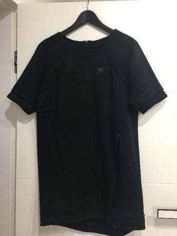 Sukienka czarna mini NIKE