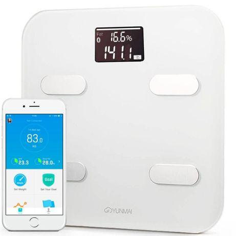 Смарт весы YUNMAI Color Smart Scale (White)