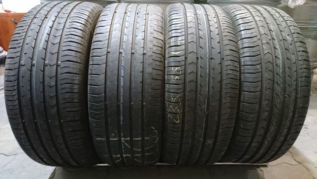 Летняя резина шины Continental ContiPremiumContact 235/55/17 103W 4шт