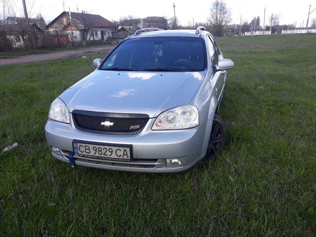 Chevrolet Lacetti (Nubira)