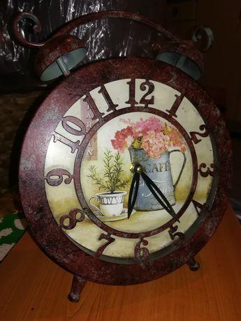 Zegar w stylu retro na baterie