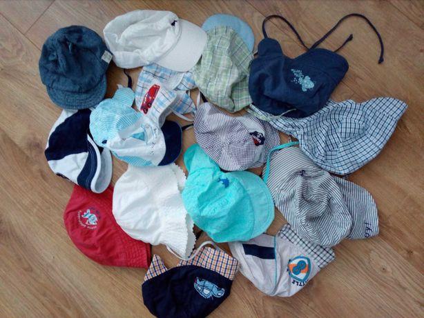 Czapka kapelusz na lato dla chłopca
