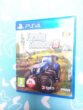 Gra PS4 Farming symulator 15