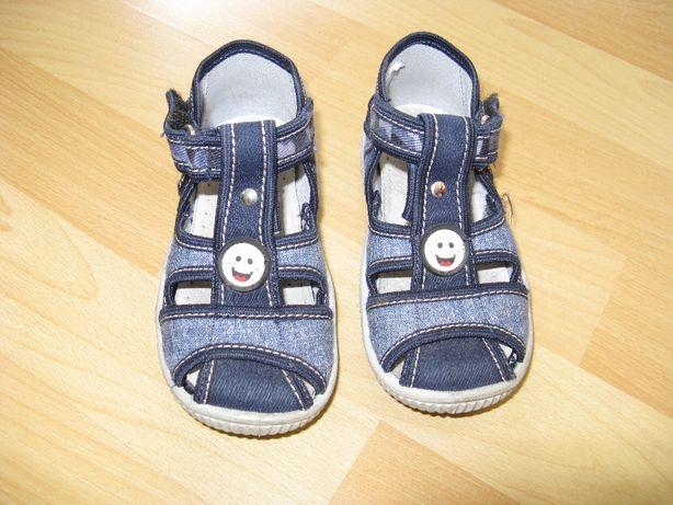 Pantofelki buciki rozmiar 24 pantofle chłopięce