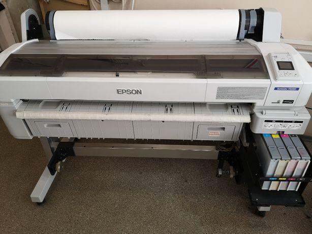 Продам сублимационный принтер EPSON SURECOLOR SC-F6000 Б\У