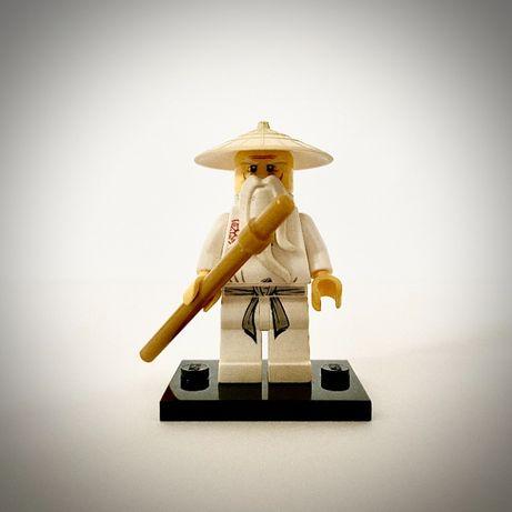 Figurka LEGO Ninjago Sensei WU