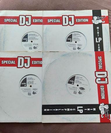 4 Płyty winylowe Special Dj Edition