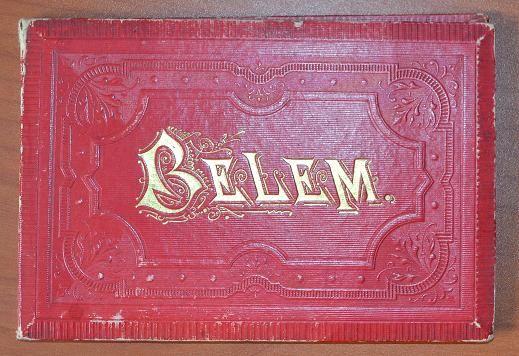 Recordação de Belém (pré-1910)