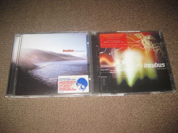 """2 CDs dos """"Incubus"""" Portes Grátis!"""