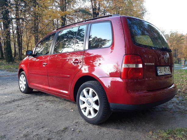 VW Touran 1.9 TDI 7 osobowy