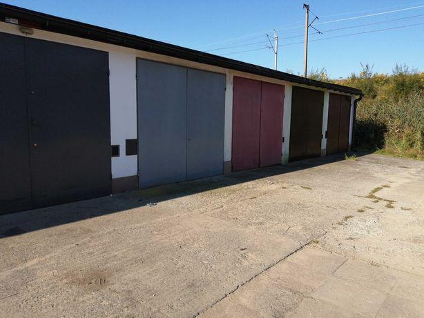 sprzedam murowany garaż - super stan !!!