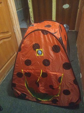 Домик Палатка детский дом