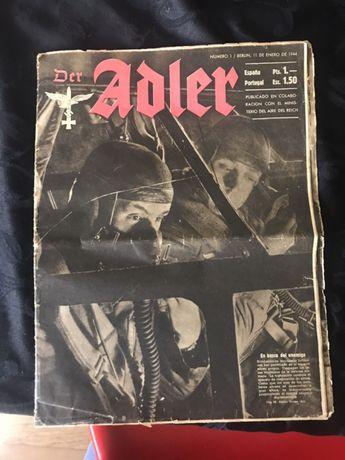 Revista DER ADLER número 1 - edição ibérica