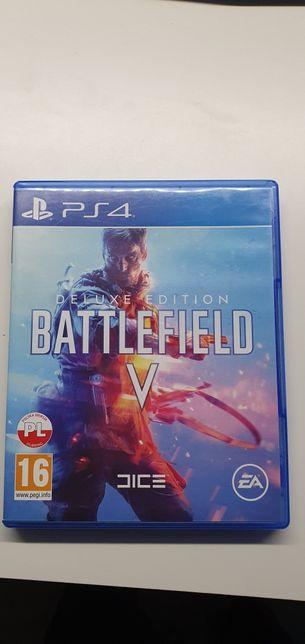 Gra Battlefild V (Deluxe Edition) PS 4