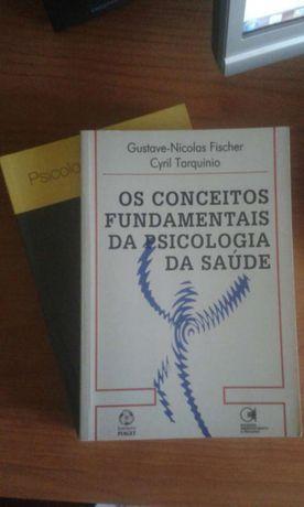 Livros Psicologia da Saúde