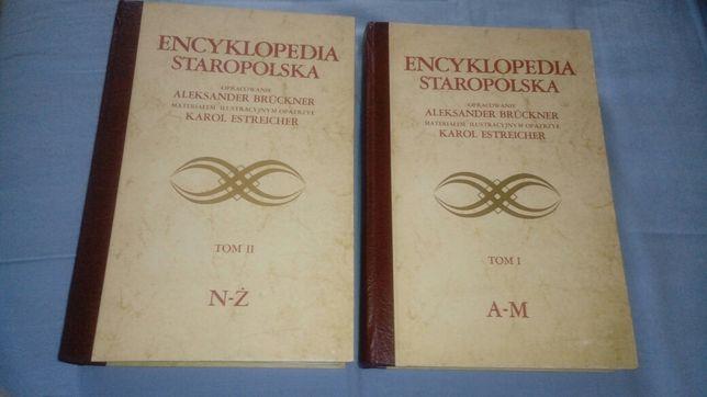 Encyklopedia Staropolska. 1990r. Aleksander Brückner