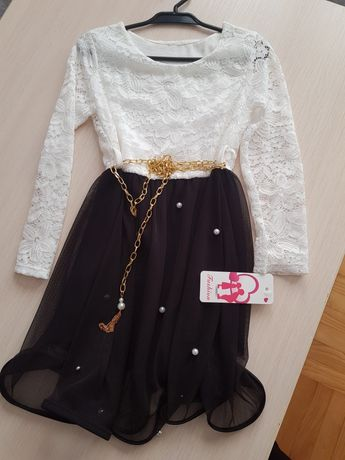 Sukienka dla dziewczynki nowa