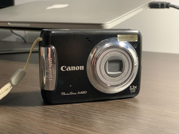 Aparat cyfrowy Canon A480