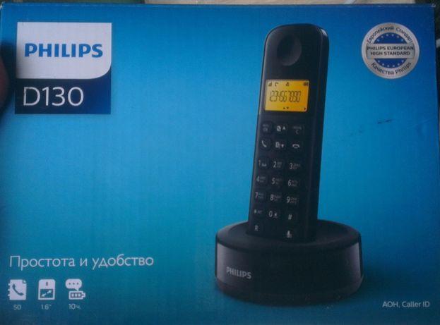 Телефон Philips D1301B/51