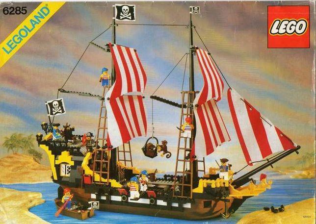 Lego System Piraci 6285 Black Seas Barracuda