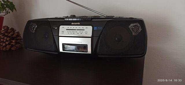 Radiomagnetofon AIWA