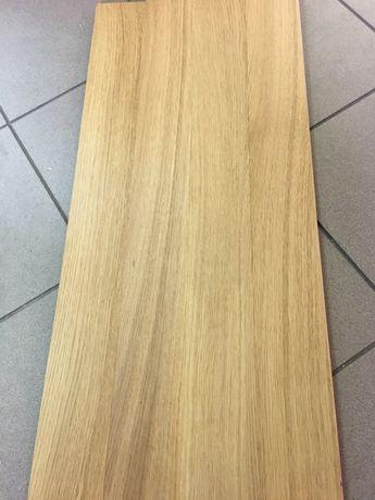 Deska podłogowa warstwowa Dąb lakierowany 11x90x900 WYPRZEDAŻ