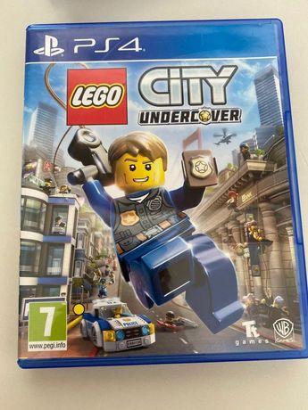 Lego City PS4.