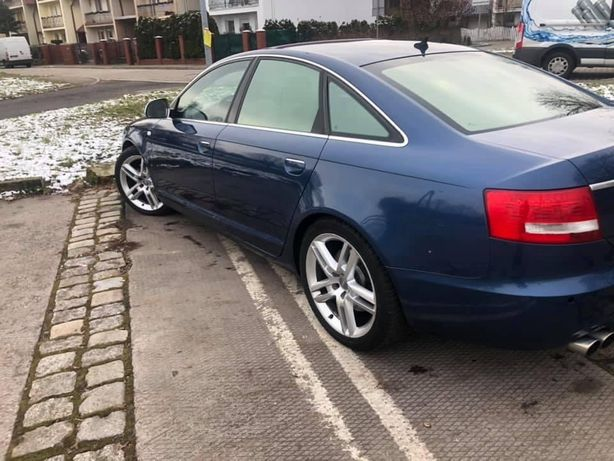 Audi A6 C6 4.2