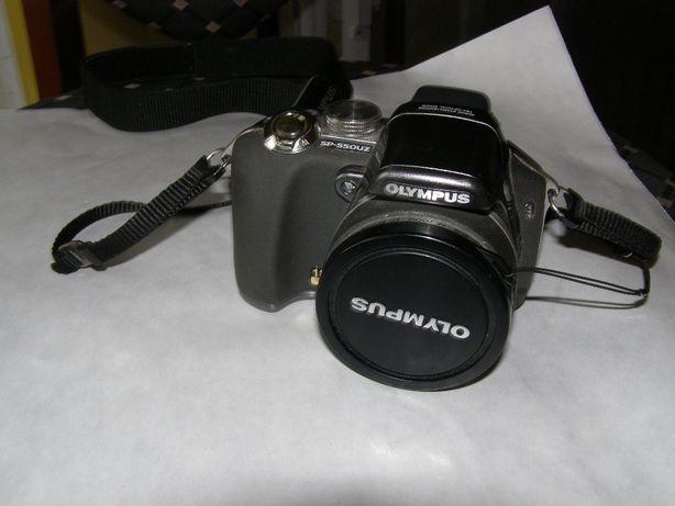 Aparat fotograficzny Olympus SP-550 UZ