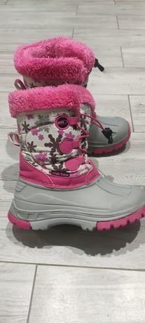 Buty zimowe śniegowce Martens rozmiar 33