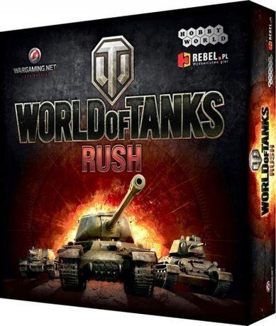 Gra Karciana World of Tanks: Rush   DARMOWA DOSTAWA