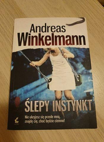 """""""Ślepy instynkt""""- Andreas Winkelmann Poznań - image 1"""