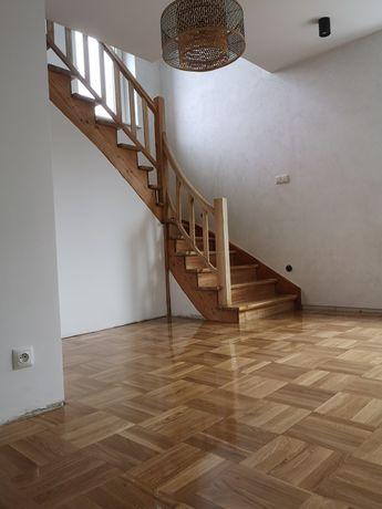 Cyklinowanie bezpyłowe renowacja parkiety, schody, taras