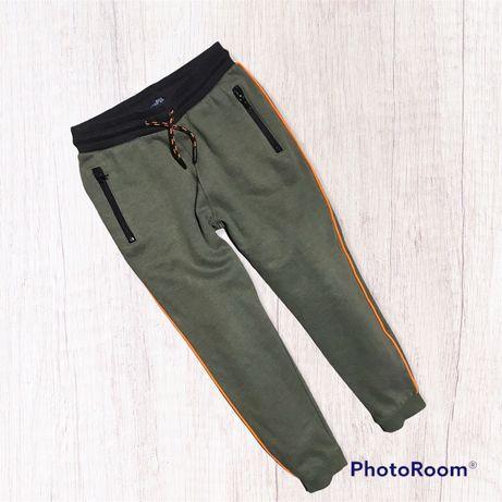 Mataram тёплые штаны с начесом на байке для мальчика  Размер 8 лет 128
