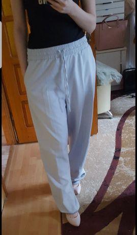 Spodnie ze ściągaczami r. XL