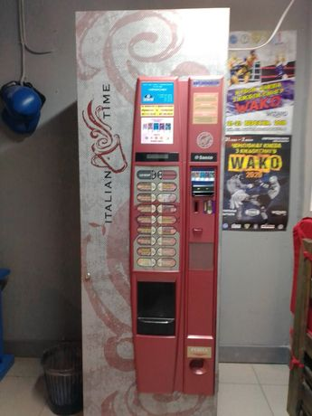 Кофейный автомат Saeco 600