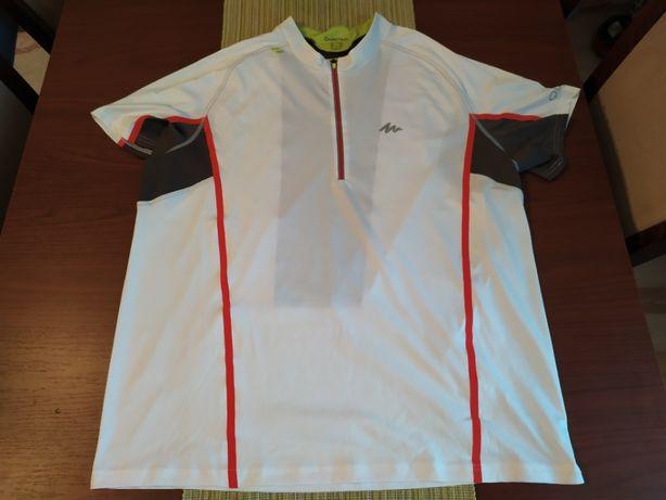 Nowa bluzka sportowa Quechua XXL, świetny materiał + wymiary.