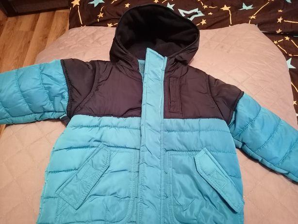 Ciepła kurtka zimowa 104