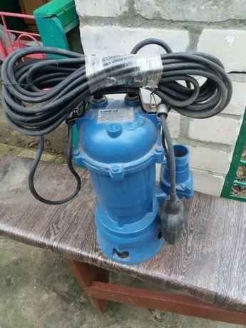 Погружной насос БНК 08-055 для загрязненных жидкостей и полива