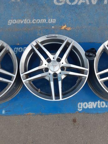 GOAUTO комплект дисков Mercedes-Benz 5/112 r16 et35 7.5j dia66.6 в иде