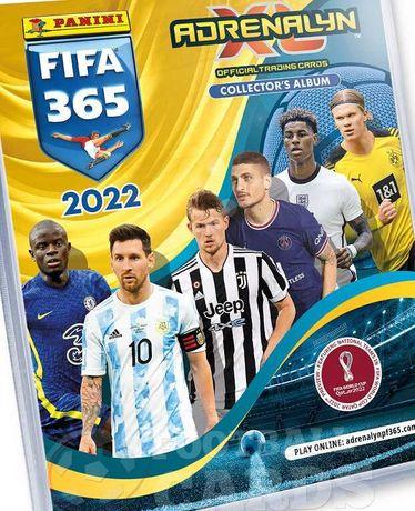 Panini karty Fifa 365 v 2022