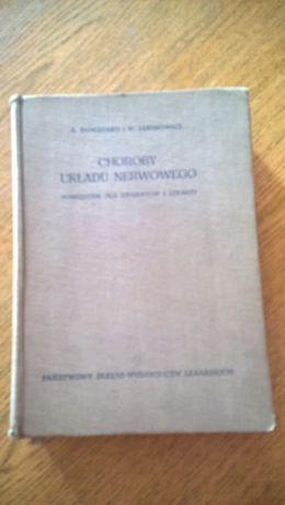 Choroby układu nerwowego A.Dowżenko, W.Jakimowicz