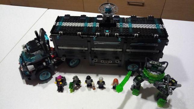 lote Lego Vintage - Power Miners - Ninjago - Ultra Agents -