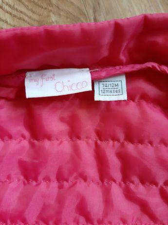 Курточка демисезон для девочки Chicco
