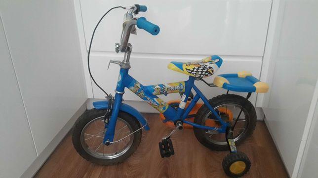 Rowerek dziecięcy G-KIDS 12cali używany +kask