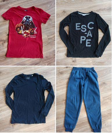 Zestaw ubrań chłopięcych rozmiar 146 152